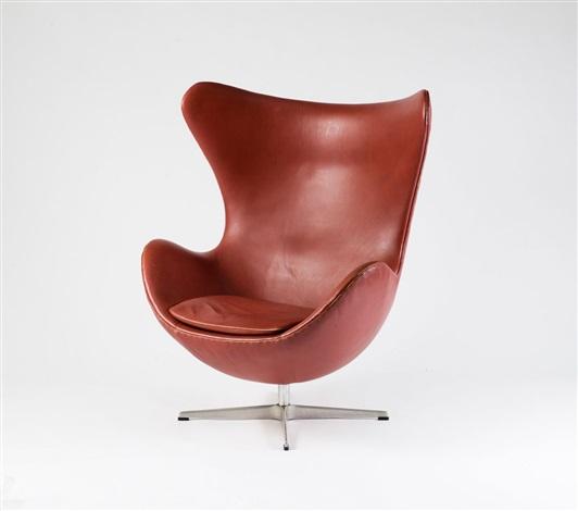 Sessel Egg Chair 3316 By Arne Jacobsen On Artnet