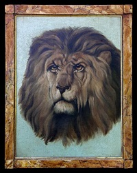 lion's head by v. kennara