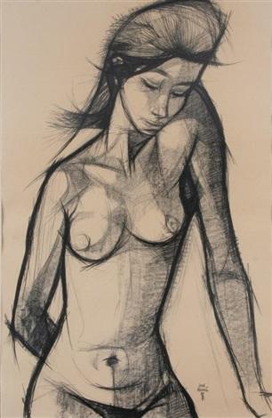 nude figure by jordi alumà
