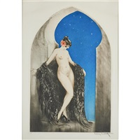 spanish nights by louis icart