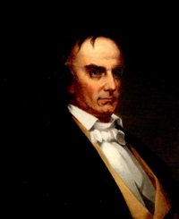 portrait of daniel webster by edwin t. billings