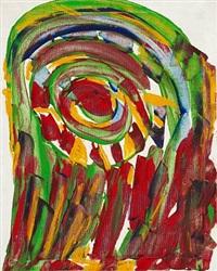 ugleøje (owl's eye) by jörgen nash