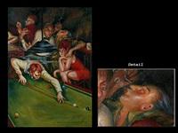 die billiardspieler by patrick milbourn