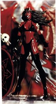 purgatory (from superheroes) by robert longo