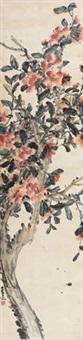 茶花 by ling wenyuan