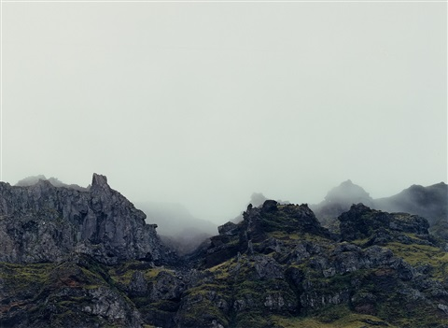 hvassafell island by axel hütte