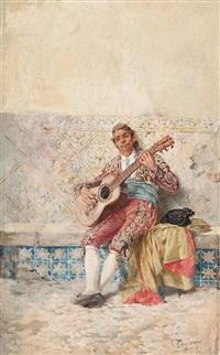 músico by urrea juan peyro
