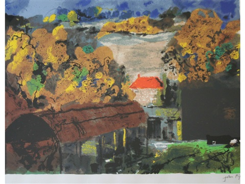 fawley bottom by john piper