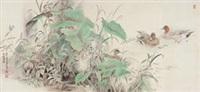 野塘情趣 (ponds) by liu gang