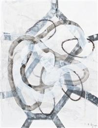konvolut von 4 zeichnungen (4 works) by roberto campos