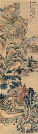 landscape by fa ruozhen