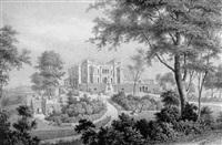 villa sr. k. h. des kronprinzen carl von württemberg by eberhard emminger