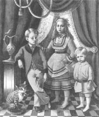 three children by edgar ritchard