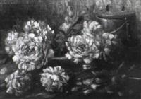 rosenstilleben by hans josef becker-leber