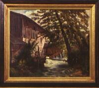 die wassermühle by bruno lauterbach