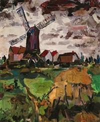 molino de viento de saint-martens-latem by juan abello prat