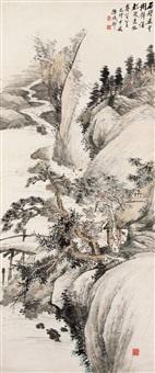 锦绣松风 by xu xiaocun