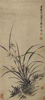兰草 by xiang yuanbian