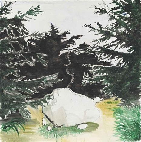 garden by zhang enli