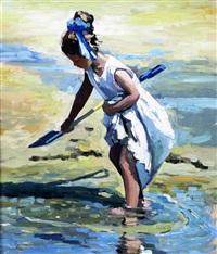 paddling by sherree valentine daines