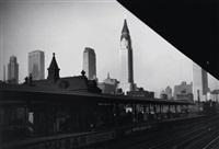 skyline de new york - chrysler building by gordon h. coster