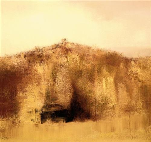 秋 (impression of autumn) by ma zhiming