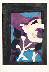 derniers messages by georges braque