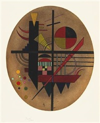 message intime by wassily kandinsky