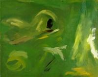 abstrakte komposition by pietro fortuna