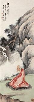 无量寿佛 (amitayus buddha) by xu xiaochun