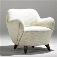 Etonnant Barrel Lounge Chair (model 100a), 1970u20131979