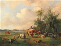 shepherds by jan van ravenswaay