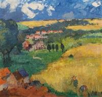 limbourg landscape by ger boosten