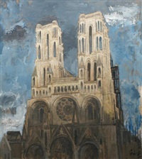 notre dame paris by charles eyck