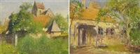 altes presbyterium by emile renard