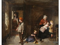 granny's charge by william hemsley