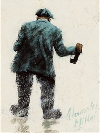 swaying in the breeze by alexander millar