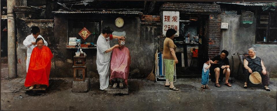 粉房琉璃街 (fenfang liuli street) by fan mingzheng