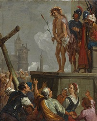 ecce homo by frans francken the elder