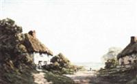 sussex cottage by harold goldthwaite