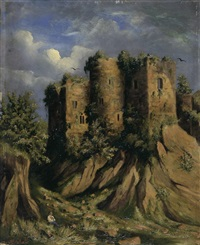 landskron bei basel by adolf rudolf holzhalb