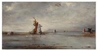 la chasse au faucon by eugène fromentin
