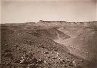 westlicher abfall der wüste bei farafrah by philipp remelé