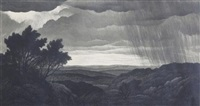 summer storm by thomas willoughby nason