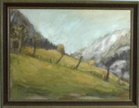 frühling am gailenberg by kilian lipp