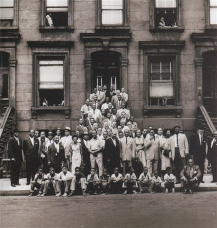 great day in harlem by art kane