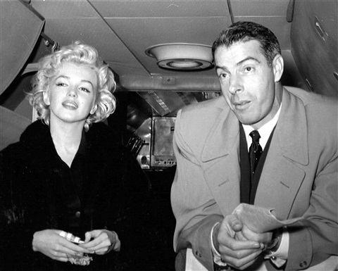marilyn monroe and joe dimaggio duet by kashio aoki