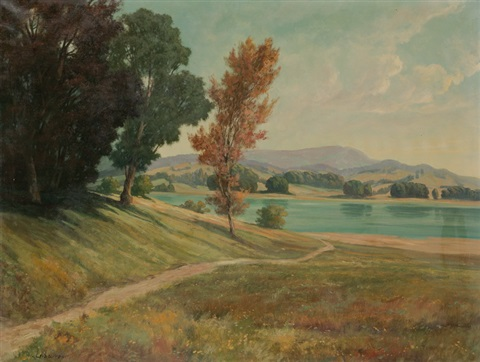 landschaft by jean emile laboureur