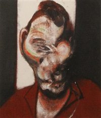 triptych: lucian freud by francis bacon