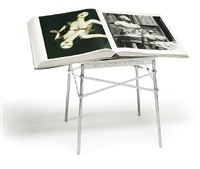 helmut newton sumo (large folio w/ book holder designed by philippe starck) by helmut newton